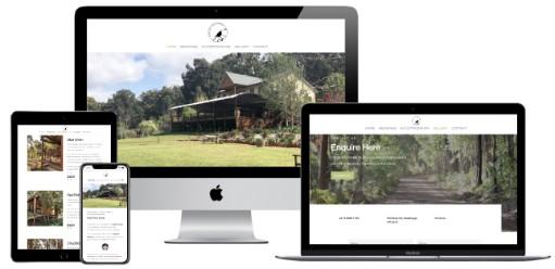 Dwellingup Website Design